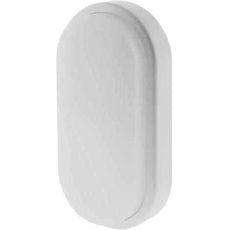 Hublot d'extérieur ovale LED IP54 - 8W ou 14W