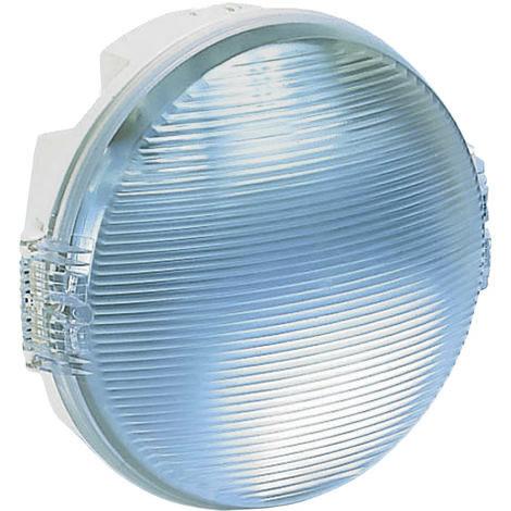 Hublot Koro étanche complet -IP54/IK08- rond avec couronne - lampe 100W