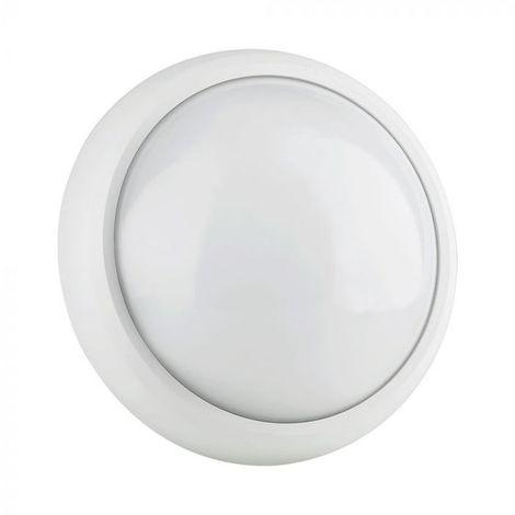 Hublot LED 12W Ip54 Blanc Vt-8015