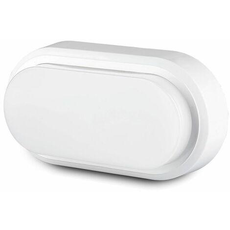 Hublot LED Oval 8 W Ip54 Vt-8038