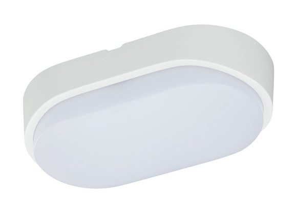 Hublot led oval pc w lm blanc profile prolight