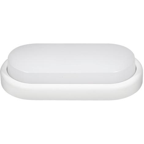 Hublot LED ovale 18W - 1300 Lm - 4000K
