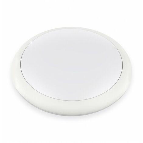 Hublot LED Rond ø 320 mm NOVA - 18 W - IP 65 - Blanc Neutre - DeliTech®