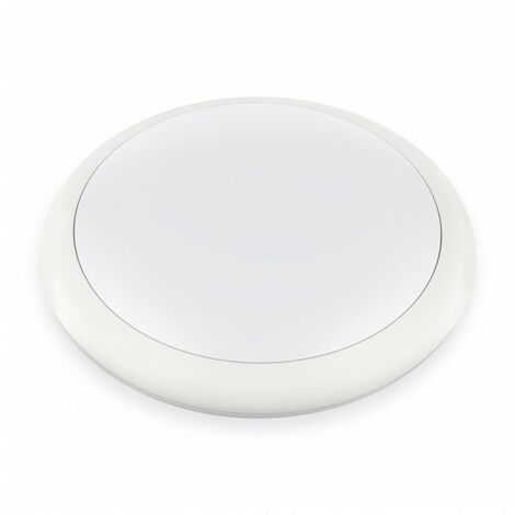Hublot LED Rond ø 320 mm NOVA - 25 W - IP 65 - Blanc Neutre - DeliTech®