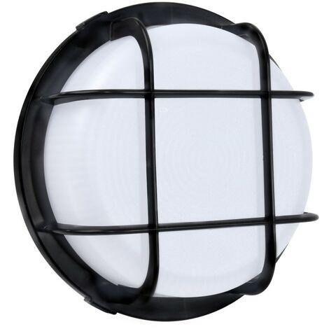 Hublot rond avec grille LED 12w 205 mm