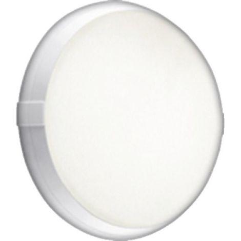 Hublot Super 400 E27 blanc 70W maxi halogène et 23W fluo