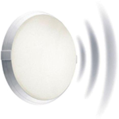 Hublot super400 E27 maxi 53w halogene et 30w flou + détecteur HF