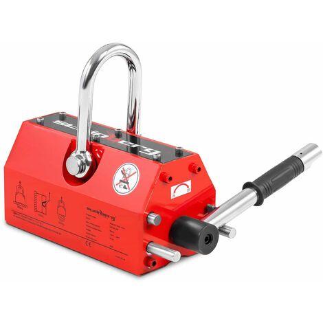 HubMagnet HebeMagnet Lasthebemagnet Magnet Für Kran Kranmagnet 800 Kg 0 8 T