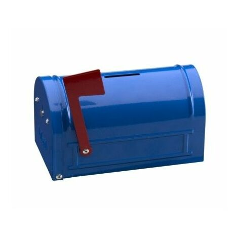 Hucha Seguridad 152X83X93Mm Arregui Azul Mail Box C9701