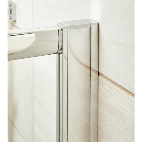 Hudson Reed 1900mm Shower Enclosure Profile Extension Kit - PEK190