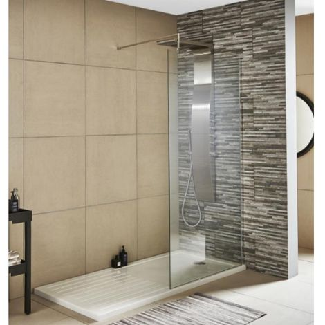 Hudson Reed 900mm Wetroom Screen