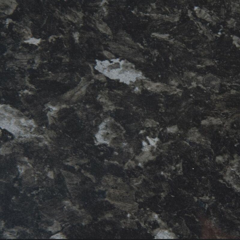 Image of Monte Carlo Black Slate Gloss Worktop 2000mm x 365mm x 28mm
