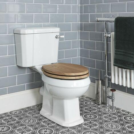 Hudson Reed Carlton - WC à Poser Rétro Cuvette