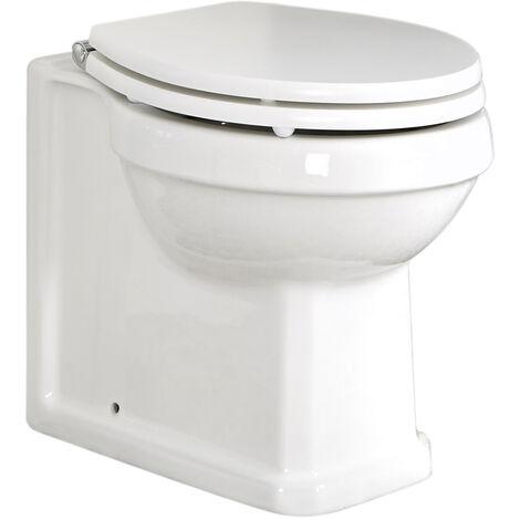 Hudson Reed Carlton - WC et Cuvette Rétro