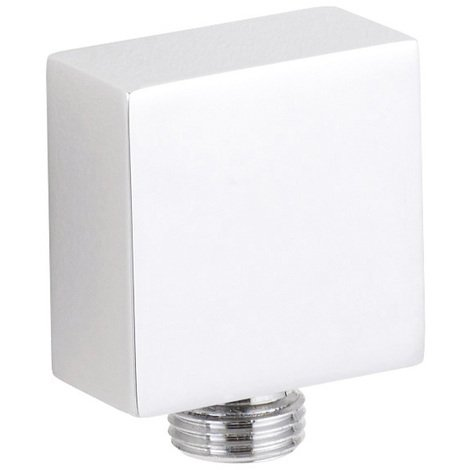 Hudson Reed Chrome Plated Square Outlet Elbow - A3245