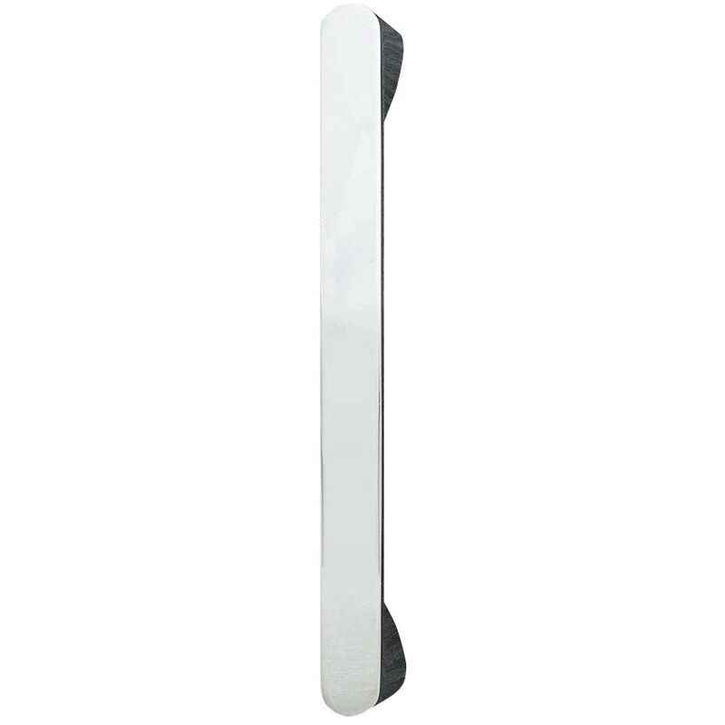Image of Monte Carlo Rounded Chrome Furniture Handle (160mm Centres)