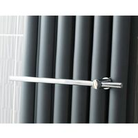 Hudson Reed Chrome Towel Rail for Revive Radiators