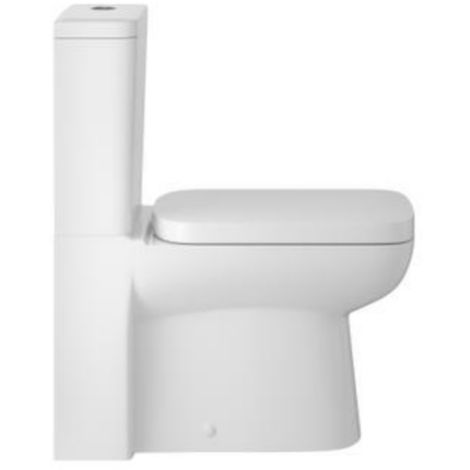 Hudson Reed Arlo Close Coupled Toilet With Cistern & Soft Close Seat