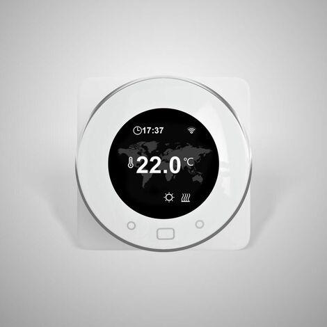 Hudson Reed Connect - WLAN Thermostat für Elektrische Heizung