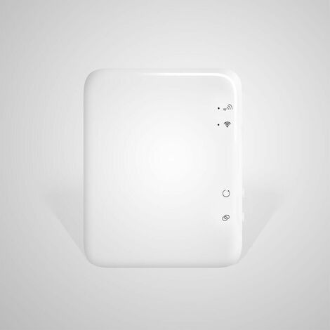 Hudson Reed Connect - WLAN Touchscreen-Thermostat