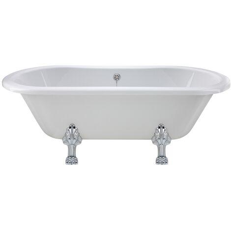Hudson Reed Grosvenor Freestanding Bath 1500mm x 750mm - Pride Leg Set