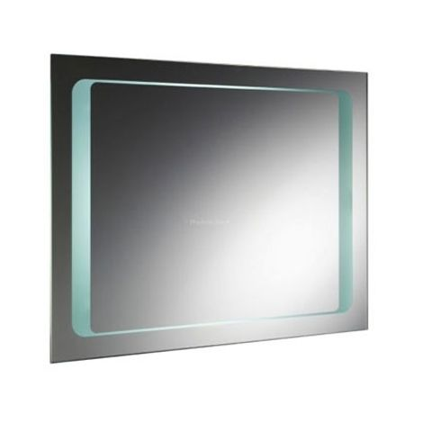 Hudson Reed Insight Backlit Mirror with motion sensor technology and de-mister pad H600 x W80 x D45 mm LQ019