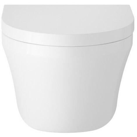 Hudson Reed Luna Wall Hung WC Pan & Soft Close Seat