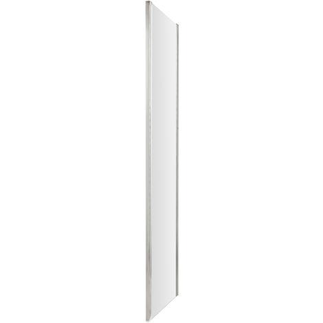 Hudson Reed M80EP-E8 Apex Side Panels   Apex 800 Side Panel, Polished Chrome