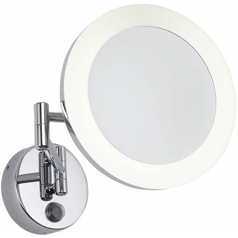 Hudson Reed Monoun Led Kosmetikspiegel Fur Das Badezimmer Blvmir2
