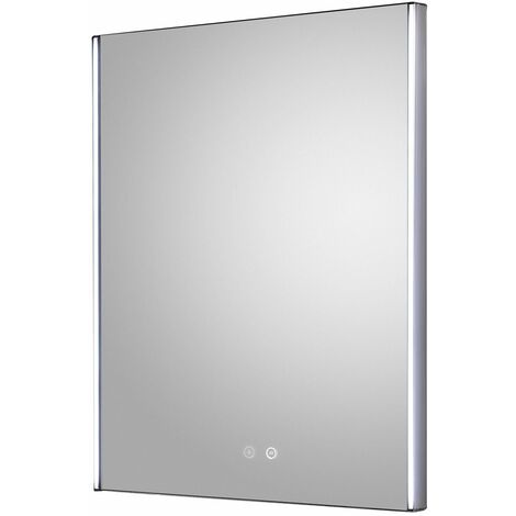 Hudson Reed Reverie Bathroom Mirror 800mm H x 600mm W
