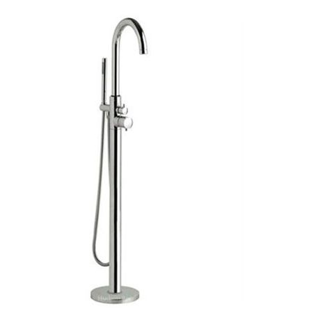 Hudson Reed Tec Single Lever Elite Single Lever Mono Bath Shower Mixer