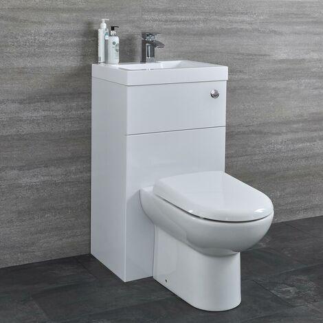 Hudson Reed Toilette Wc Avec Lave Main Intãgrã Design Gãomã