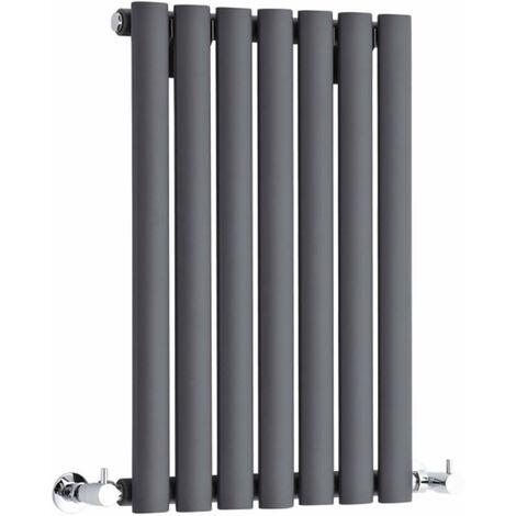 Hudson Reed Vitality – Radiateur Design Horizontal – Anthracite – 63,5 x 41,5cm