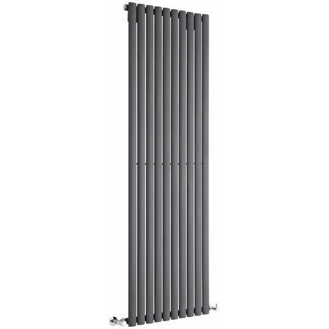 Hudson Reed Vitality – Radiateur Design Vertical – Anthracite – 178 x 59cm