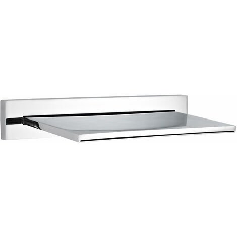 """main image of """"Hudson Reed Waterfall Filler Spout Shower/Bath - Chrome"""""""