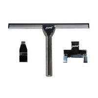 Hüppe Handwischer Set mit Halter und Haken chrom