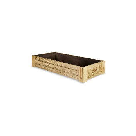 Huerto Urbano BOX XL30 160x80x30 cm 310 Litros HORTALIA