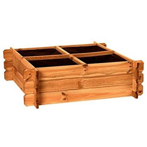 Huerto Urbano de madera - Suelo
