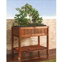 Huerto urbano elevado TABLE PLANTER GERMIN