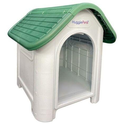 HugglePets Kennel - 403 - Green Roof