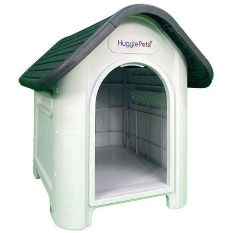 HugglePets Kennel - 403 - Grey Roof