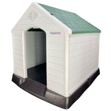 HugglePets Kennel - 413 - Green Roof