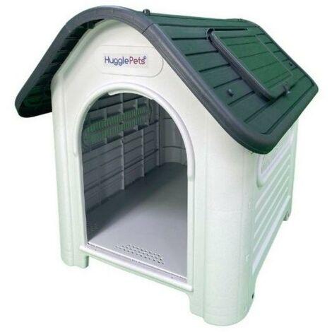 HugglePets Kennel - 419 - Grey Roof