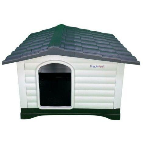 HugglePets Kennel - 424 - Grey Roof