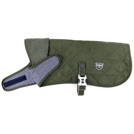 Hugo & Hudson Dog Quilted Jacket