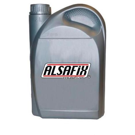 Huile 15W-40 pour compresseur thermique 2 litres - MIN15W40 - Alsafix