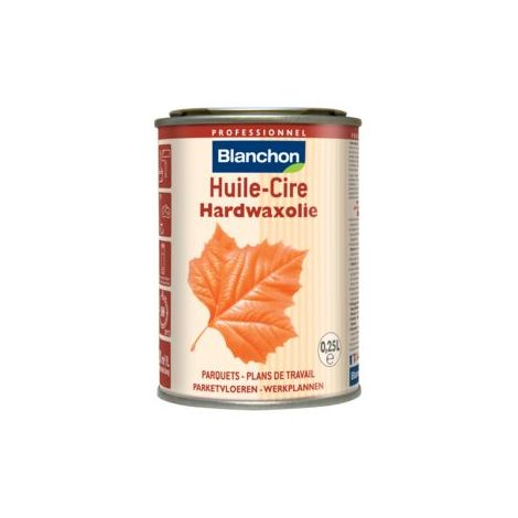 Huile cire 0,25 litre-BLANCHON