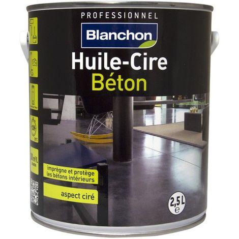 Huile-Cire Béton Blanchon 2L5