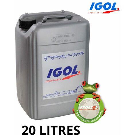Huile de chaine Igol Biodégradable 20 L