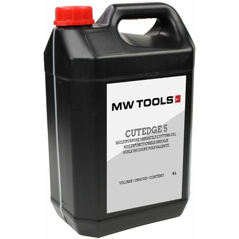 Huile de coupe 5l MW-Tools CUTEDGE 5